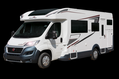 2019 Auto Roller 707, Luxurious 4 berth